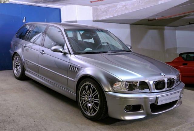 2000 BMW M3 Touring (E46)