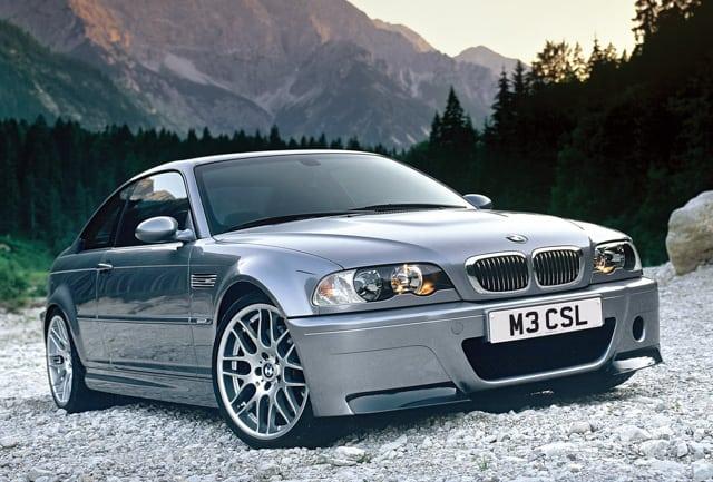 2004 BMW M3 CSL (E46) Coupe Sport Leichtbau