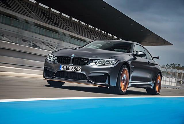 2015 BMW M4 GTS (F 82)