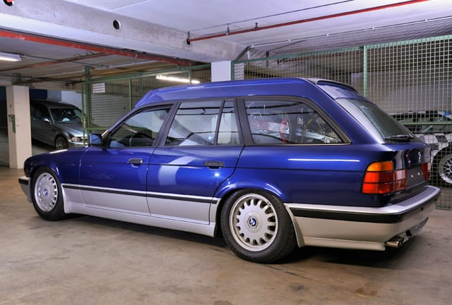 BMW 5-series Touring High-Roof