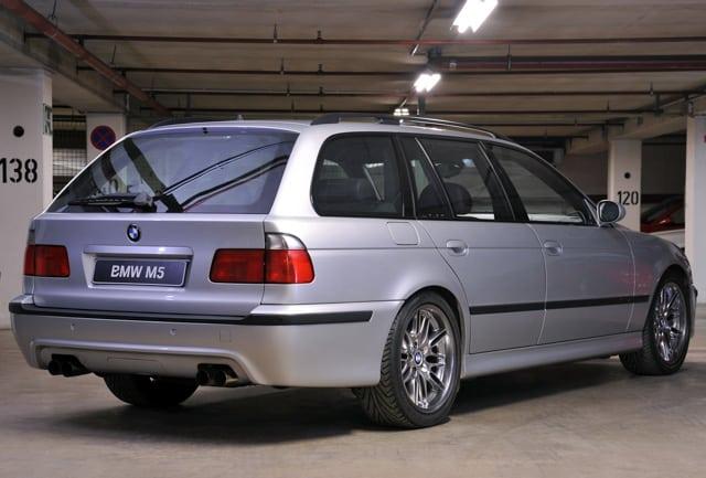 1999 BMW M5 Touring Concept (E39)