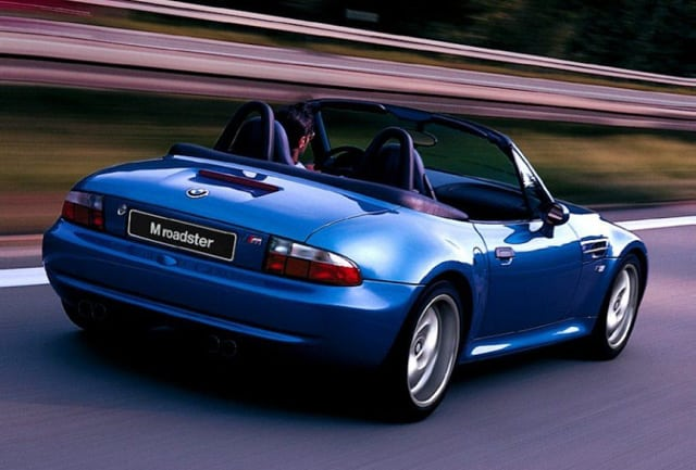 1996 BMW Z3 M Roadster Worldwide (E36/7)