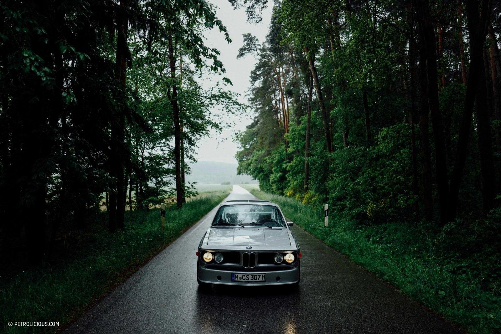 Каково это – управлять «Бэтмобилем» BMW 3.0 CLS?
