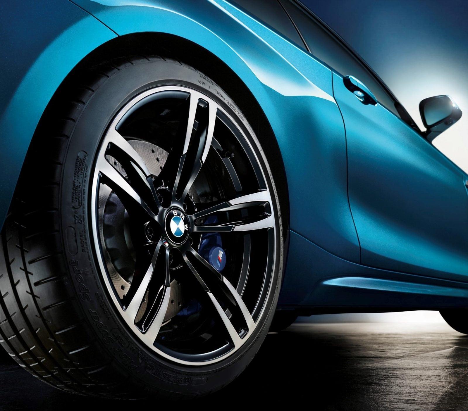 Экстерьер BMW M2 F87