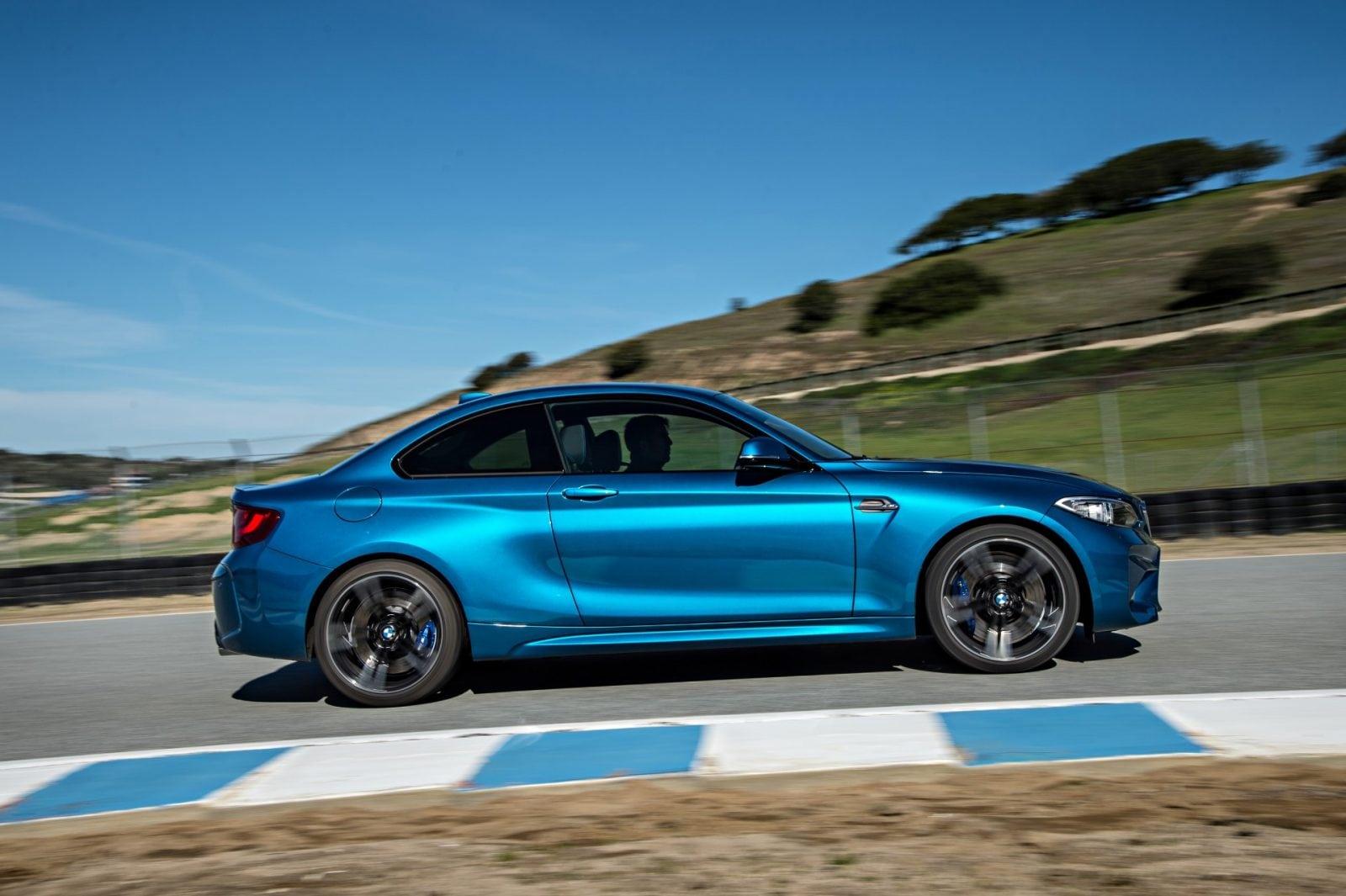 Новый BMW M2 F87 IML Monterey