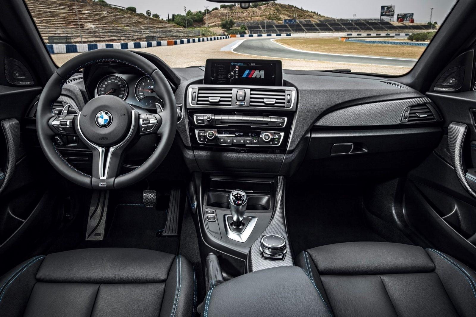 Интерьер BMW M2 F87
