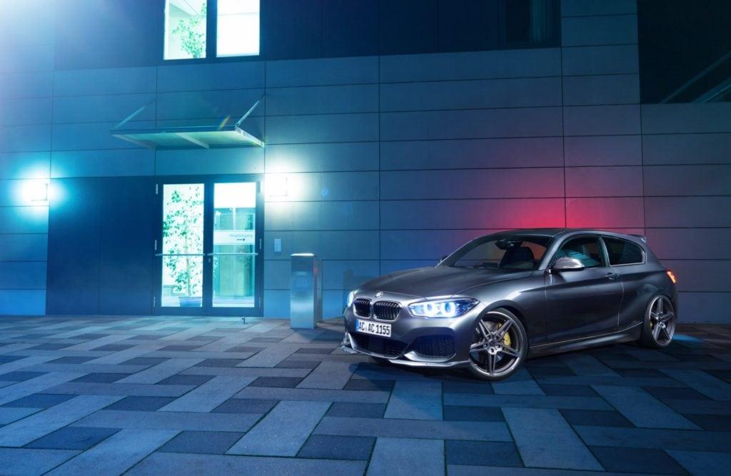 AC Schnitzer BMW 150d F20 LCI Triturbo Diesel