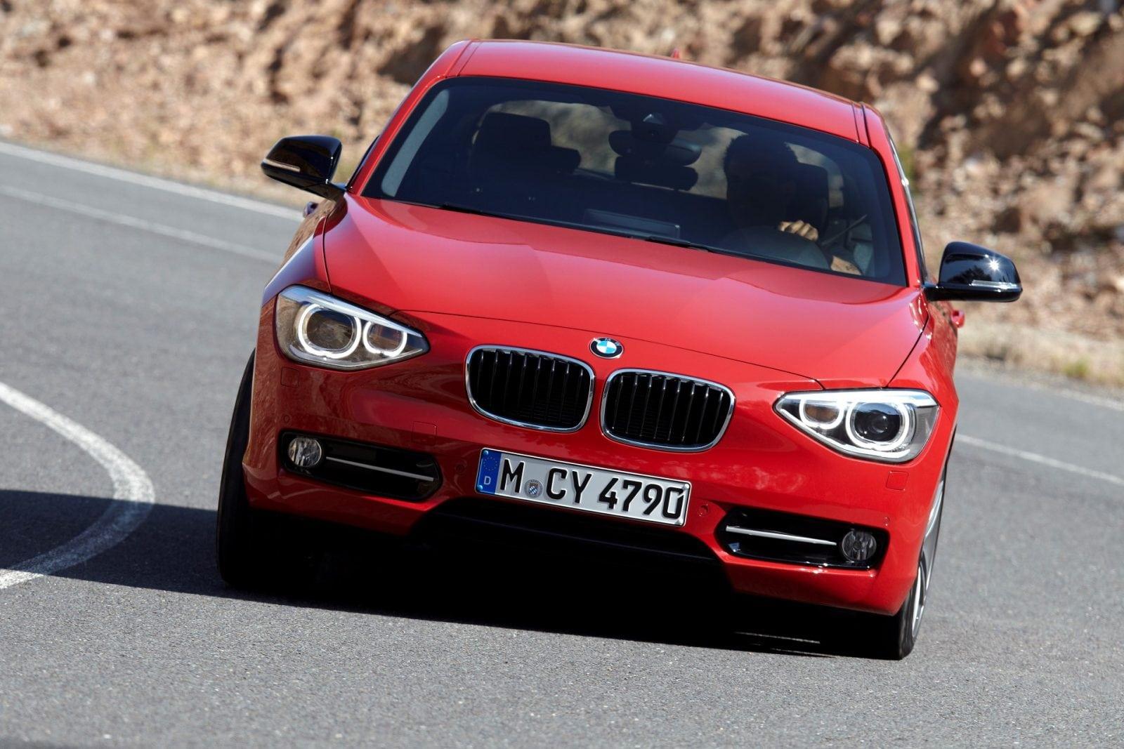 BMW 1 Series F20 Sport Line 2011 Exterior