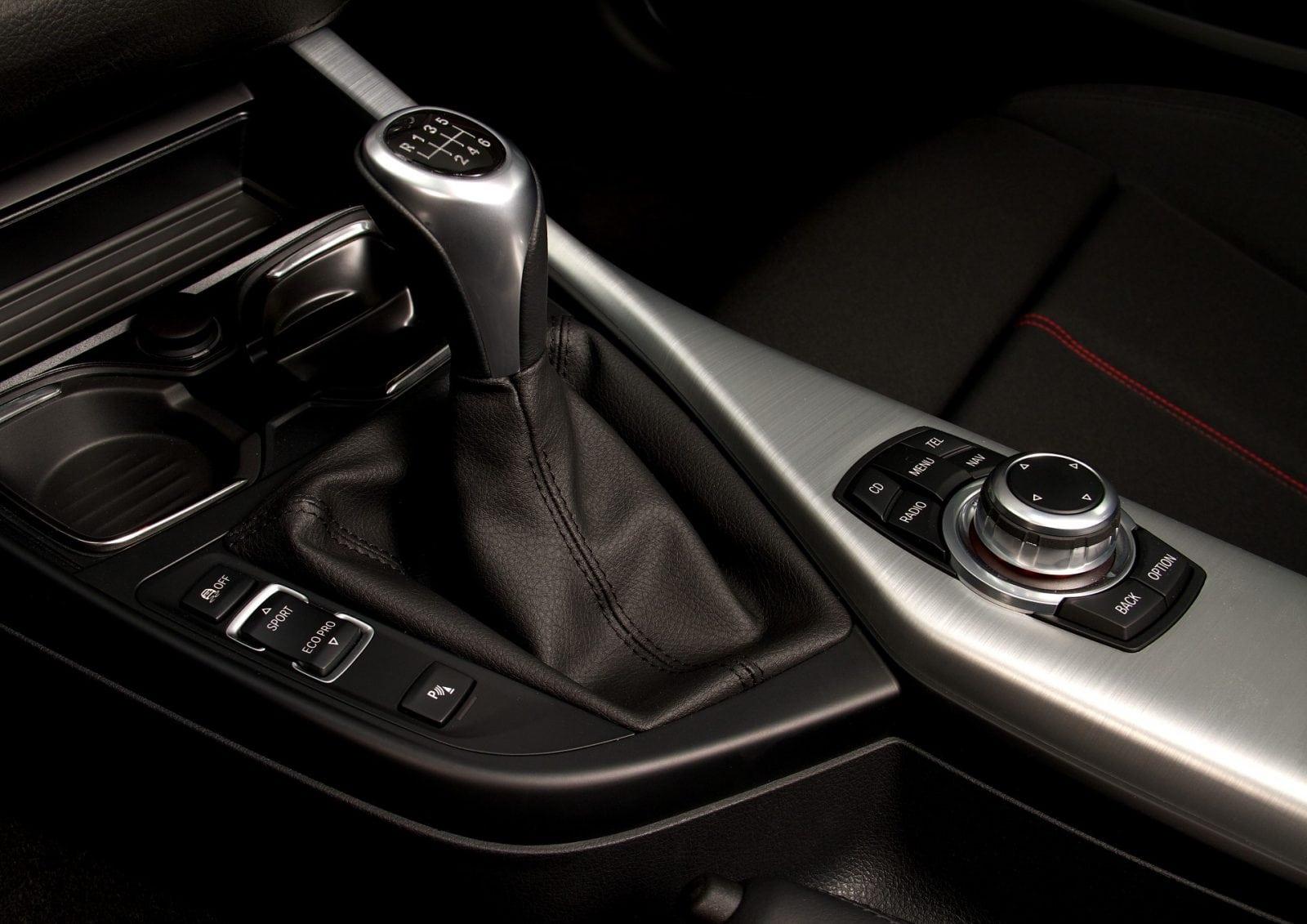 BMW 1 Series F20 Sport Line 2011 Interior