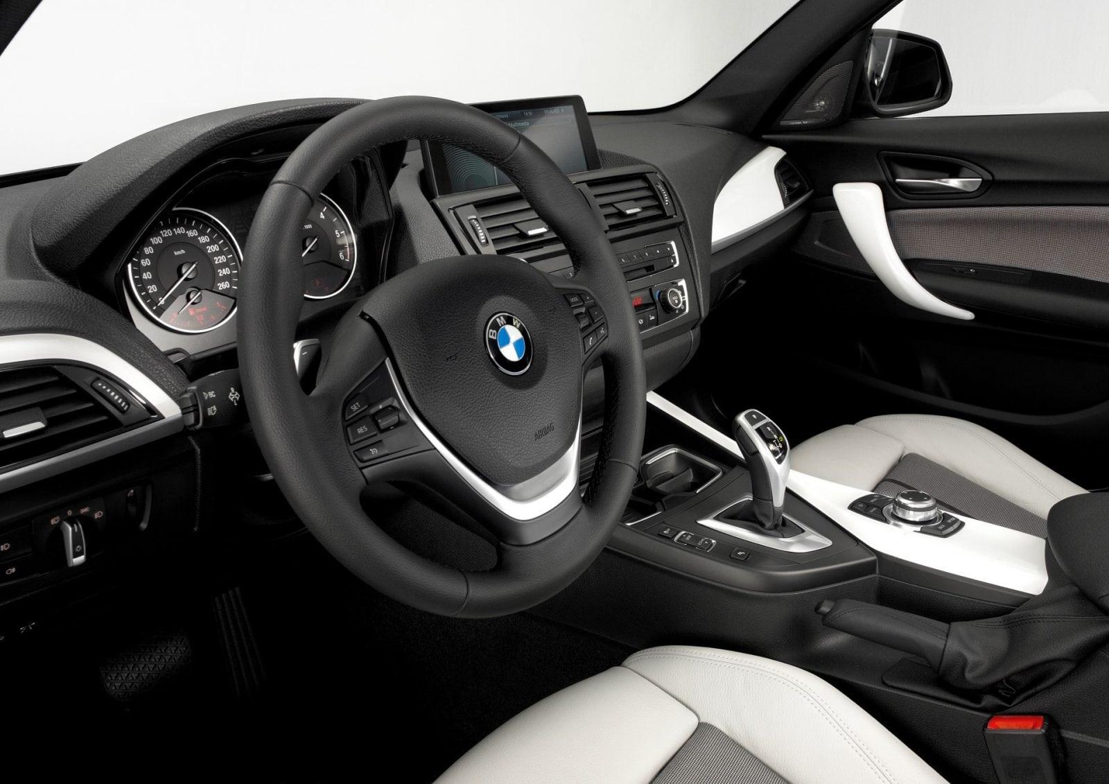 BMW 1 Series F20 Urban Line 2011 Interior