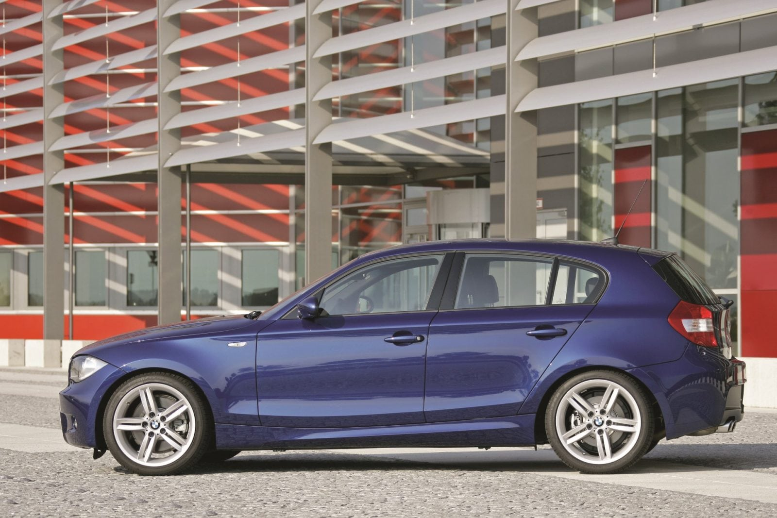 BMW E87 130i With M Sports Package