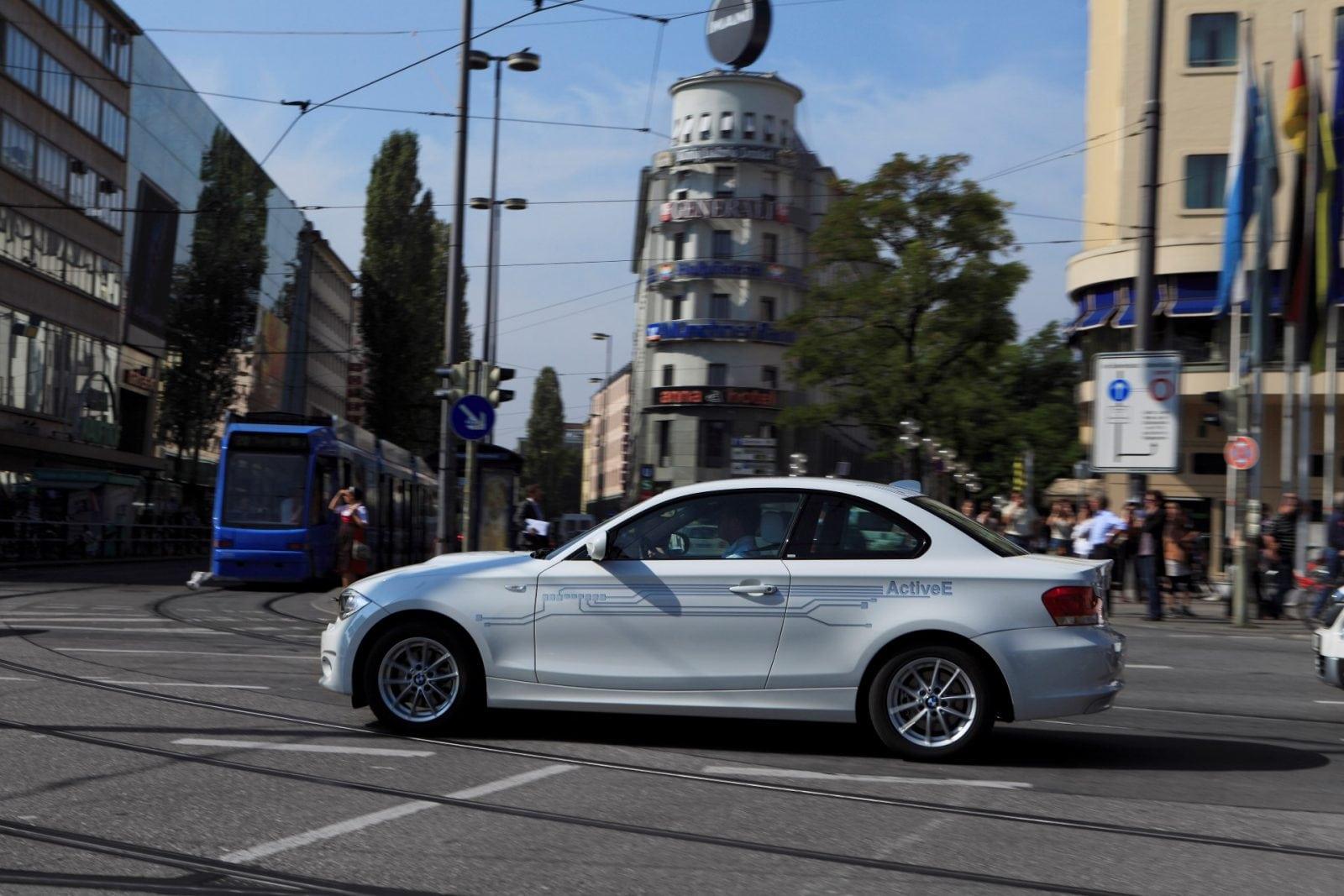 BMW 1 Series Active E