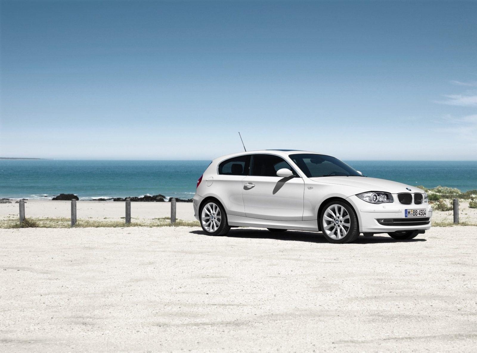 BMW 1 Series E81 3 Doors Hatchback