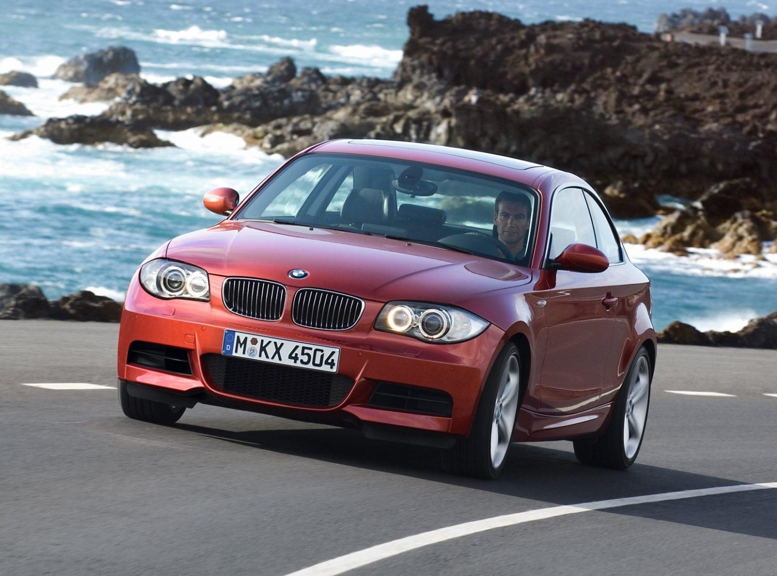 BMW 1 Series E82 Coupe