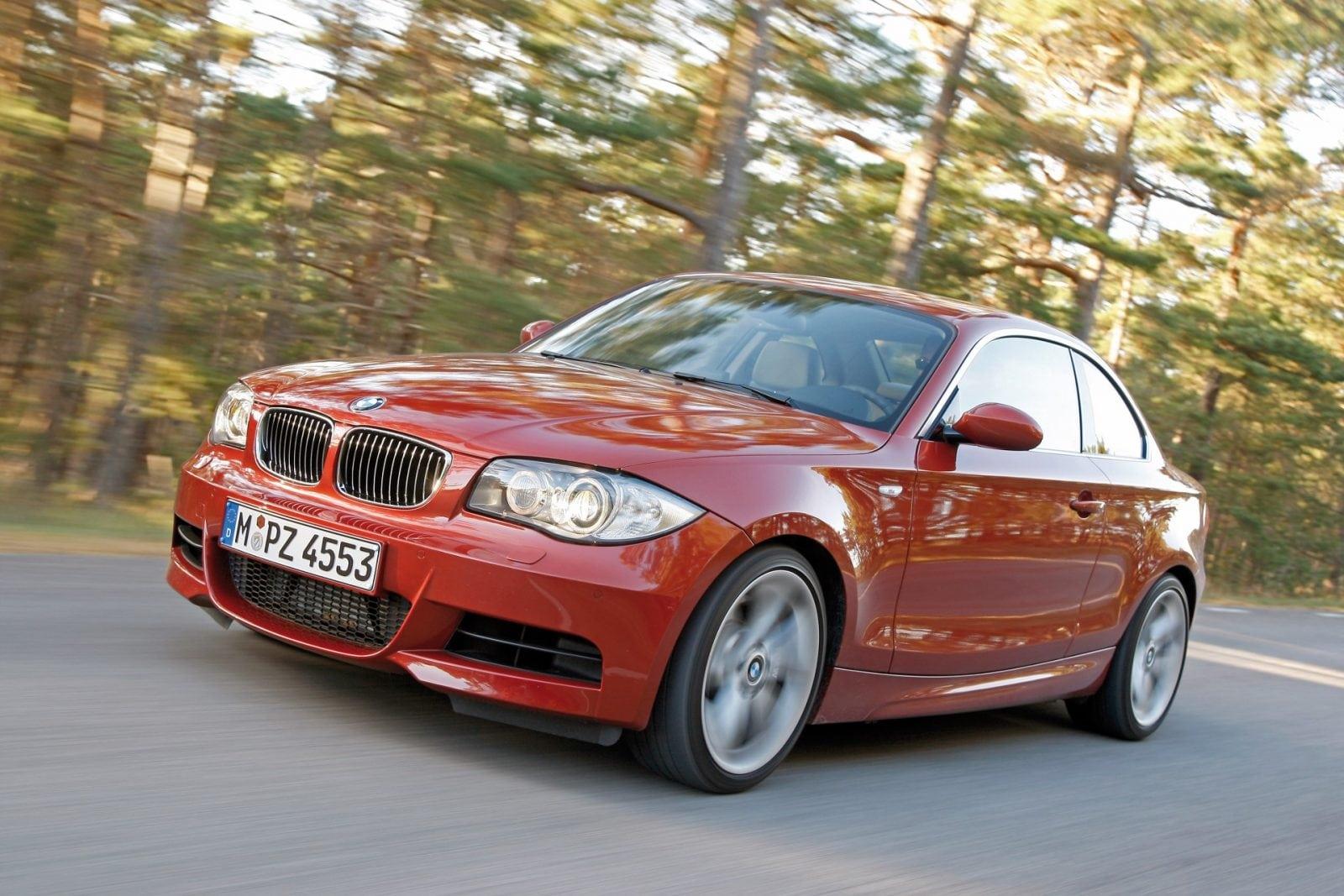 BMW 1 Series E82 135i Coupe