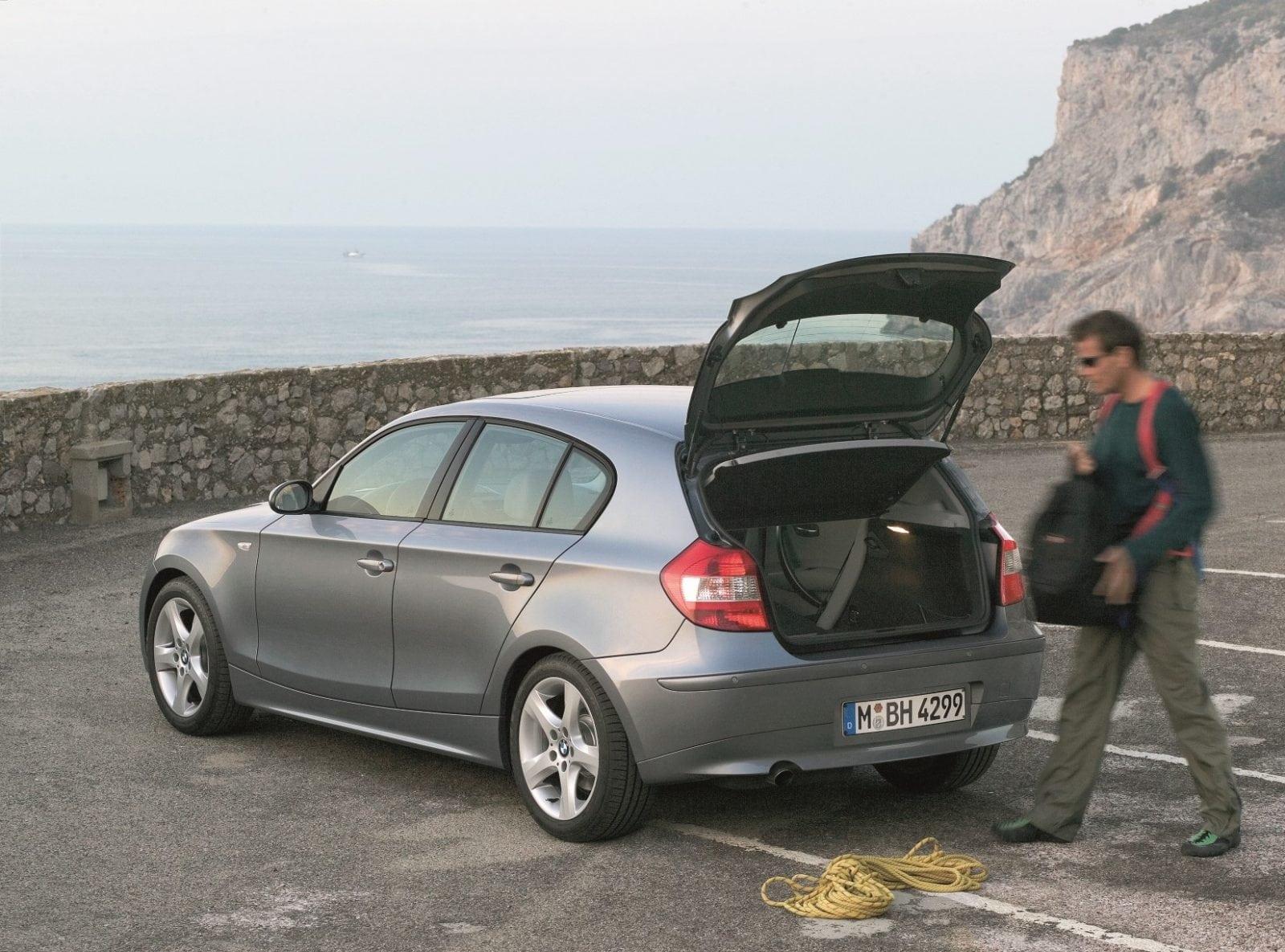 BMW 1 Series E87 5 Doors Hatchback 2004