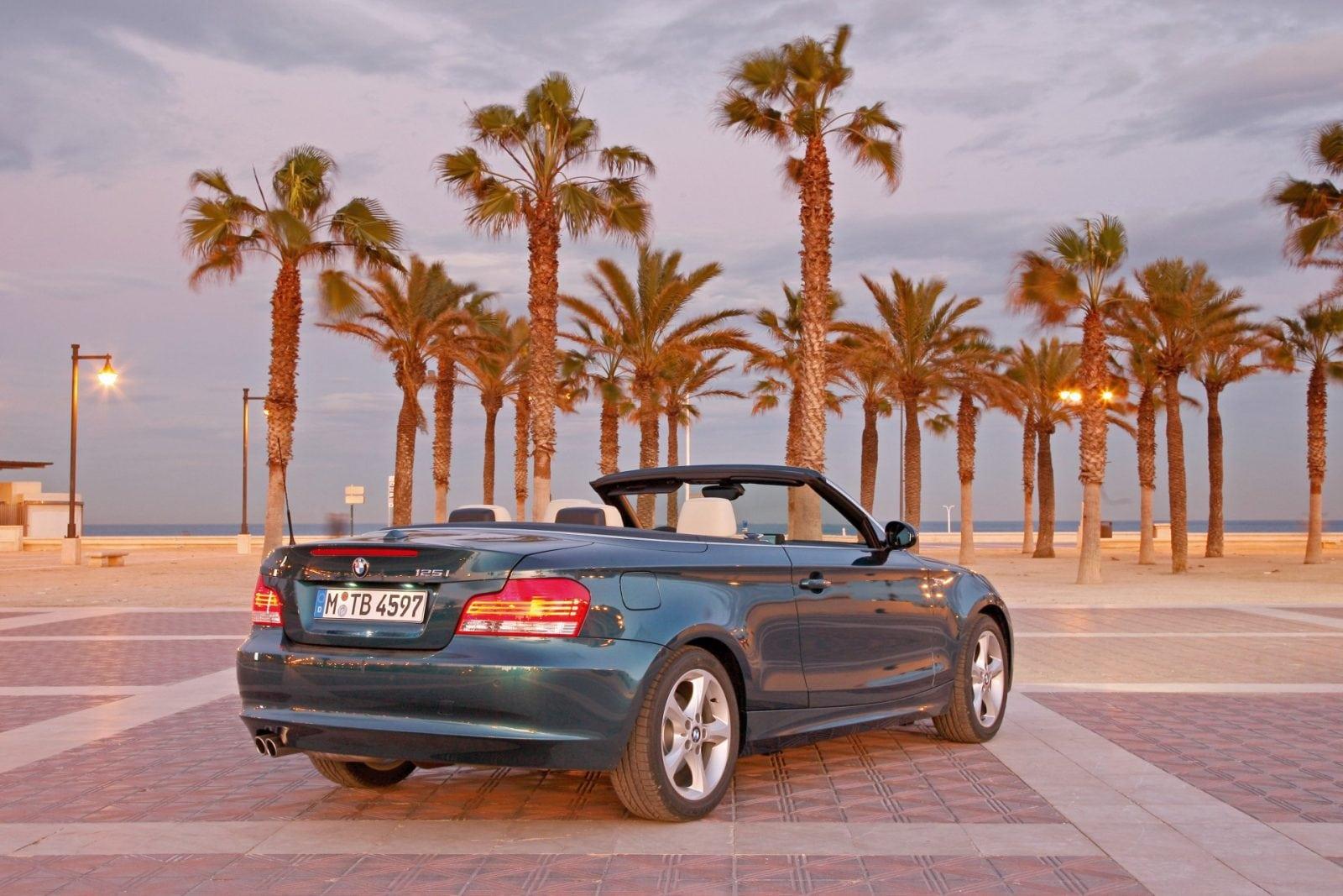 BMW 1 Series E88 Convertible