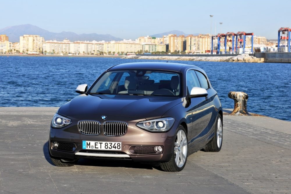 BMW 1 Series F21 125d 3 Doors Hatchback