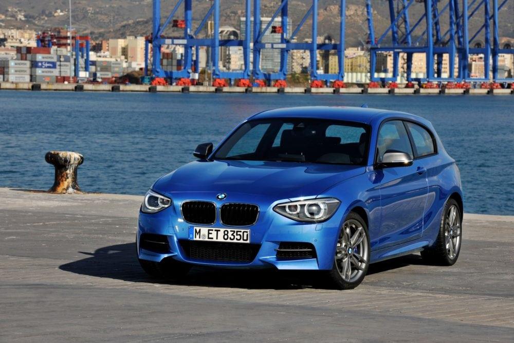 BMW 1 Series F21 135i 3 Doors Hatchback 2012