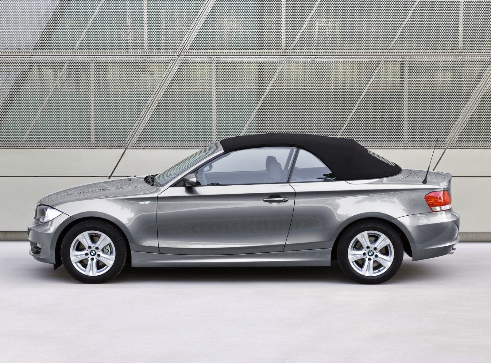 BMW E88 118d Cabrio 2009 Model Year-1
