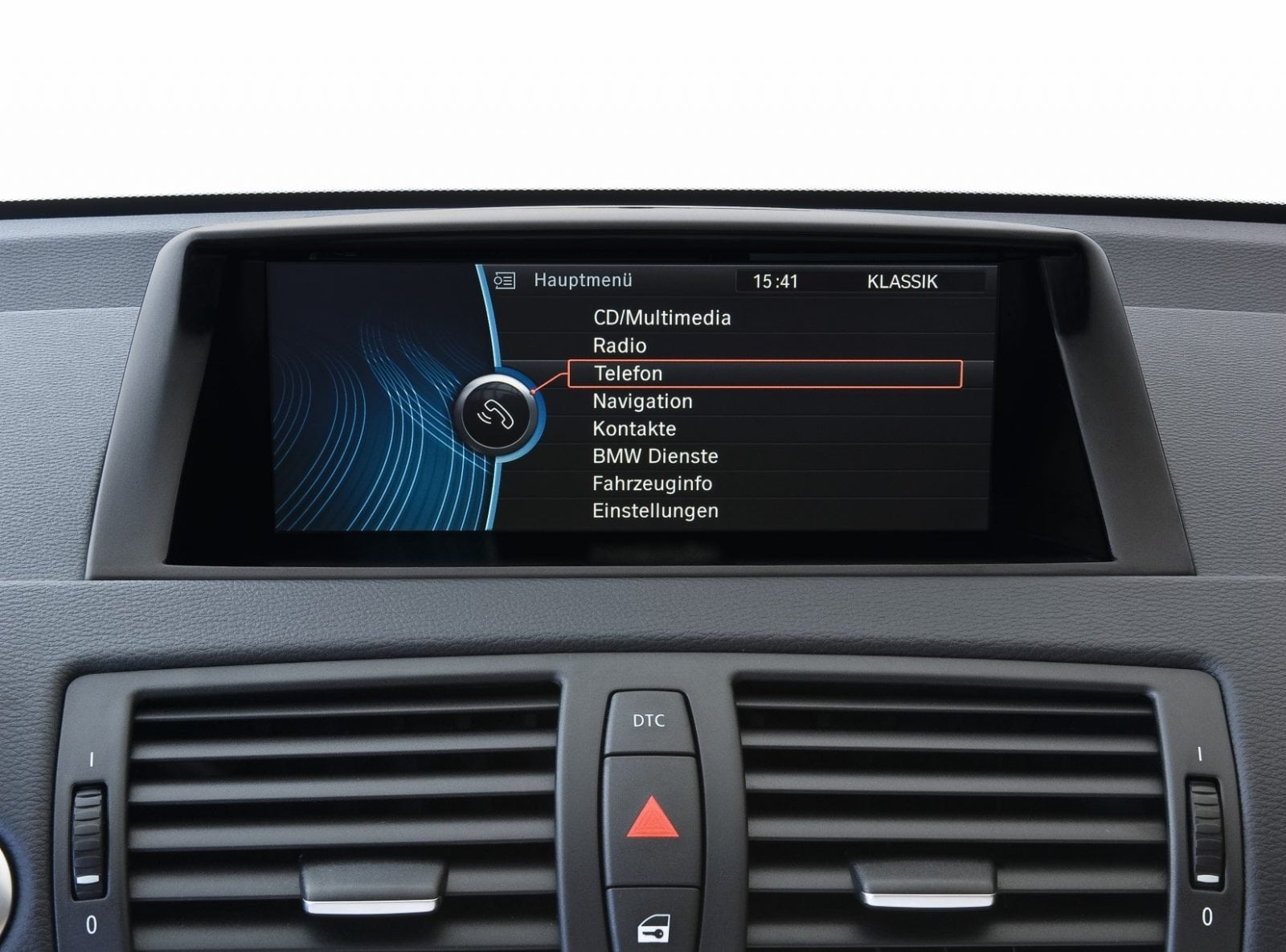 BMW 1 Series E88 Cabrio 2009 Model Year Interior
