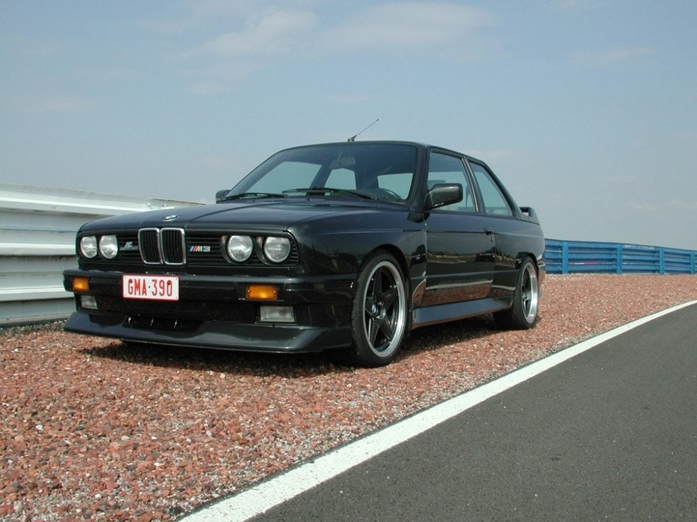 AC Schnitzer ACS3 Sport based on BMW M3 E30