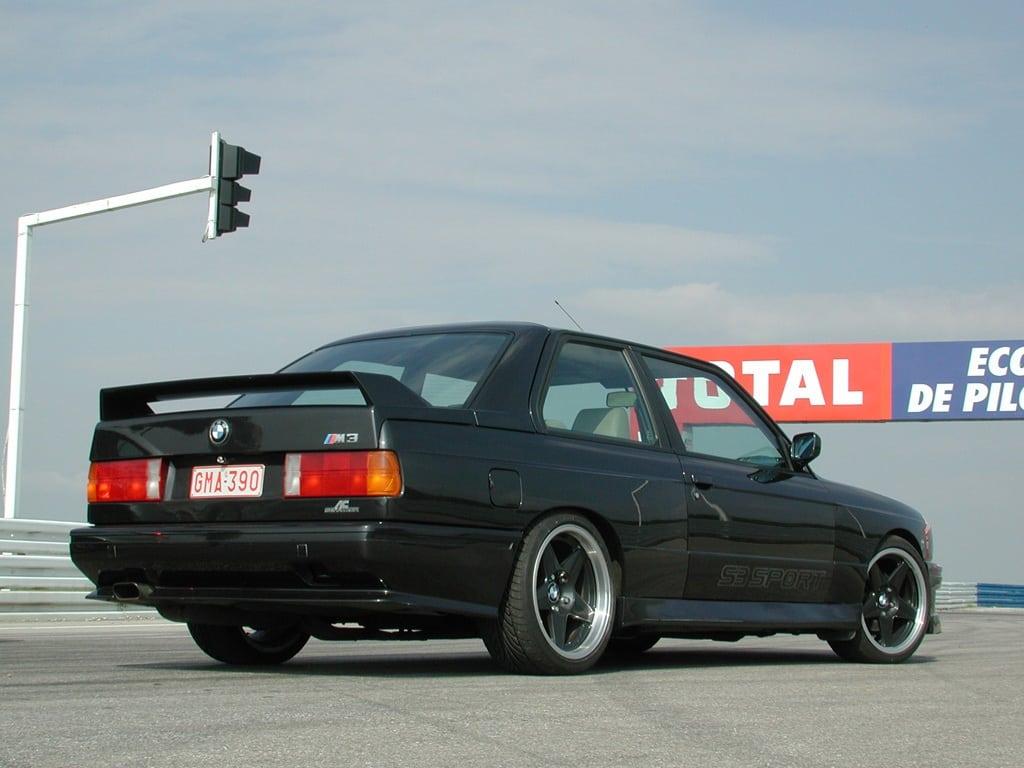 AC Schnitzer ACS3 Sport based on BMW M3 E30
