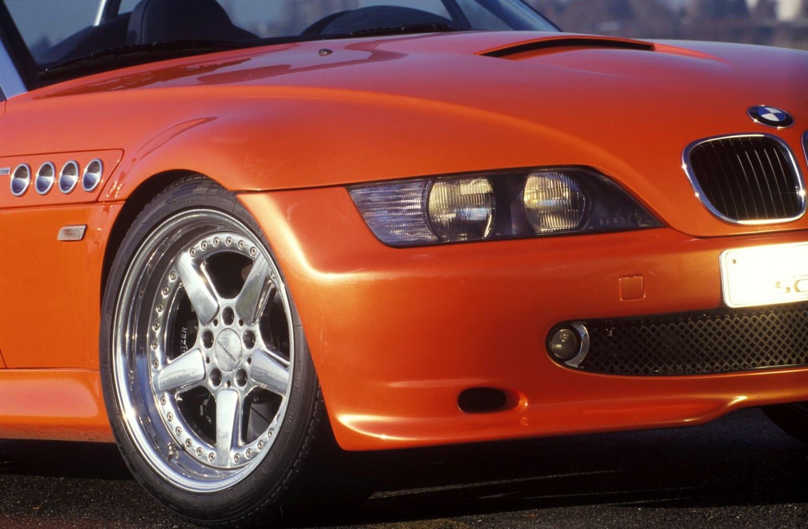 История AC Schnitzer – 30 лет инноваций из автоспорта