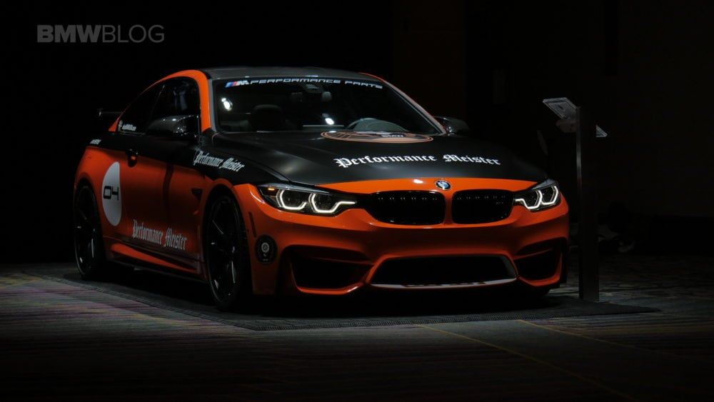 BMW M4 Performancemeister