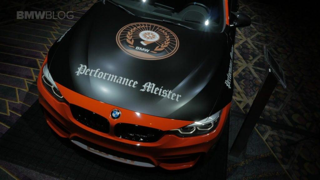 BMW M4 Performancemeister