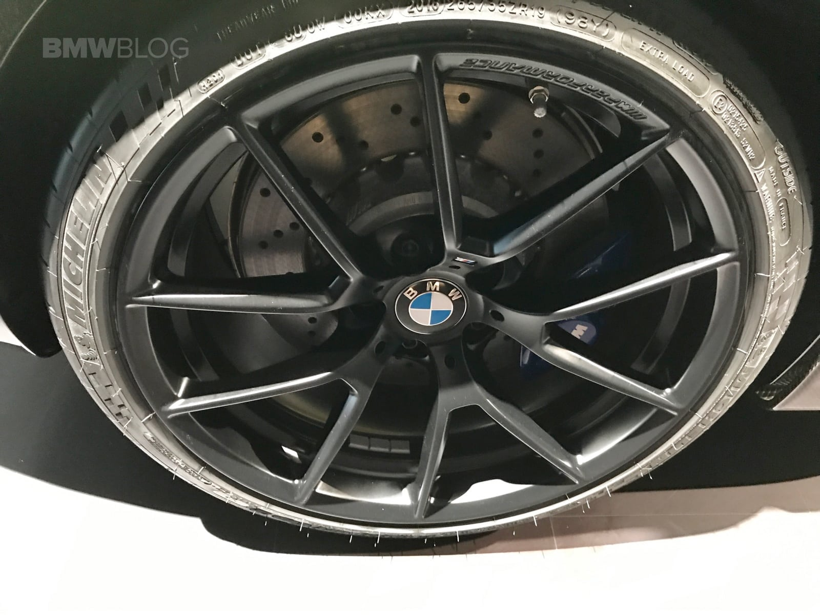 BMW M2 M Performance Parts new 763M Style Wheels