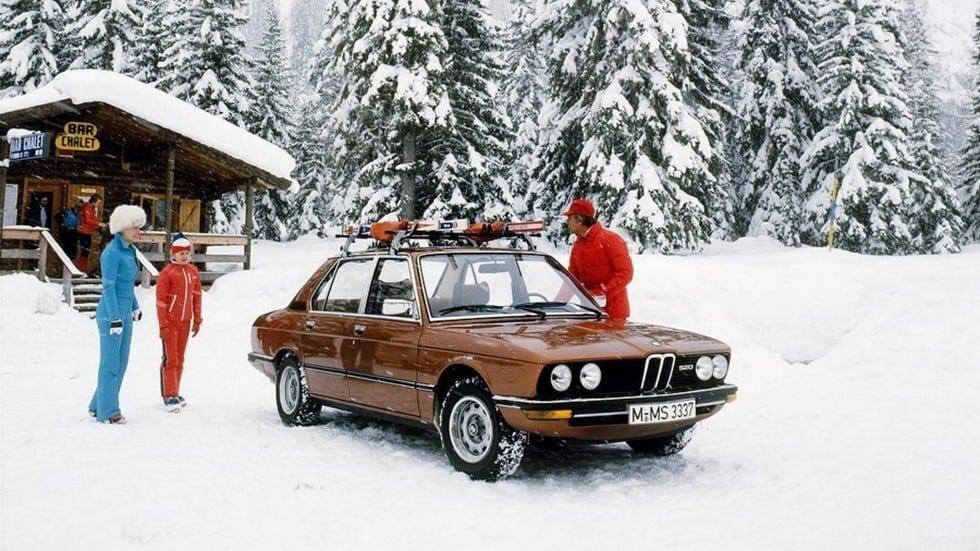 BMW 520 Sedan (E12) '1976–1981