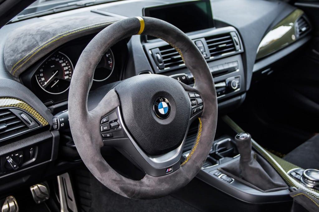 BMW Manhart MH1 400 M135i