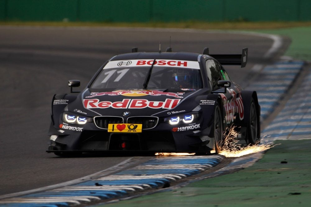 Hockenheim (DE) 06th April 2017. BMW Motorsport, Testing. Marco Wittmann (DE) Red Bull BMW M4 DTM.