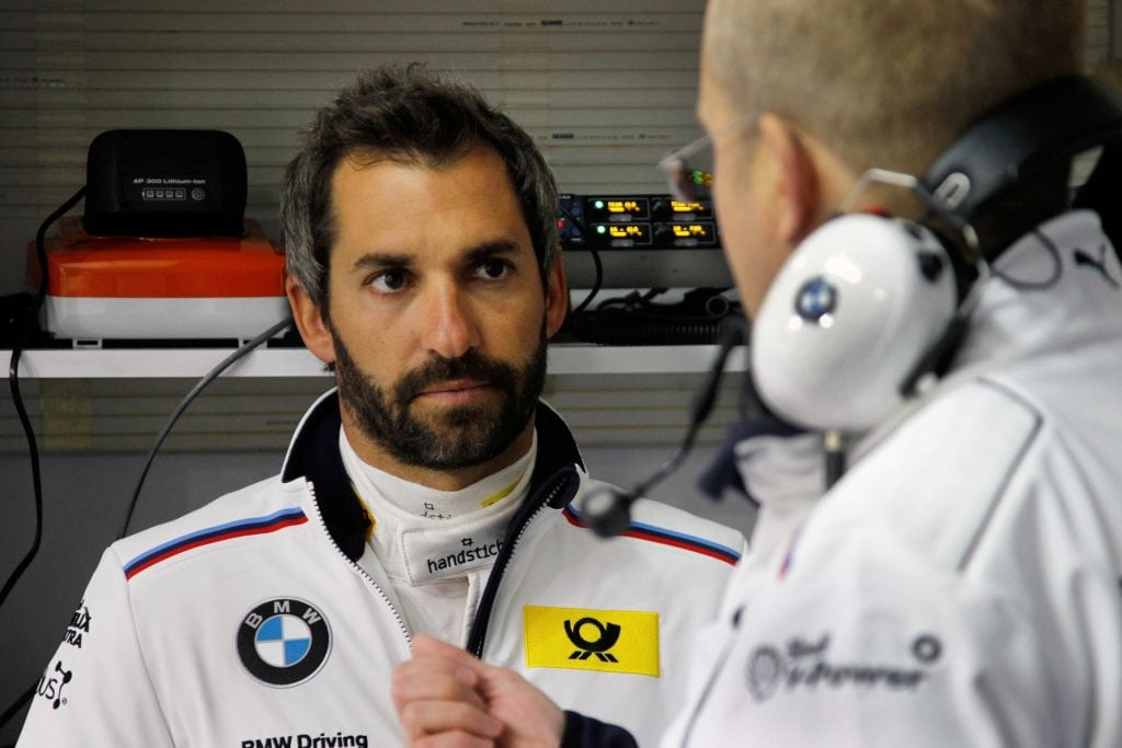 Hockenheim (DE) 06th April 2017. BMW Motorsport, Testing. Timo Glock (DE) BMW Works Driver.