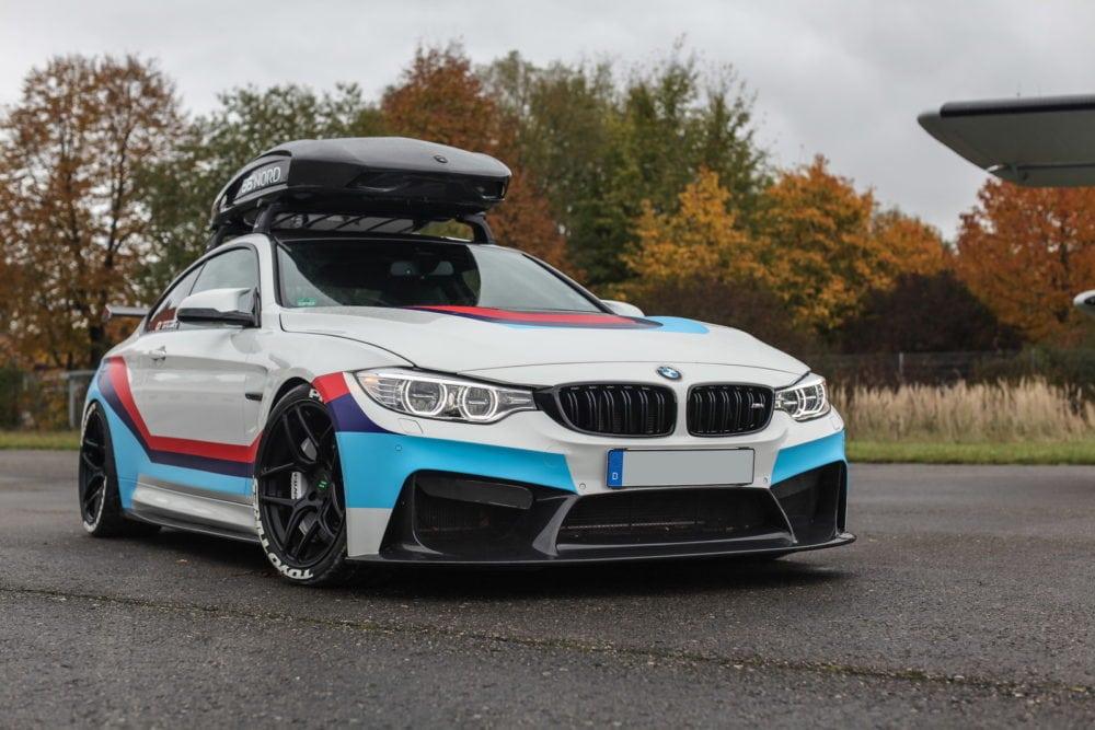 BMW M4R «56 NORD» – 700-сильный монстр из Дортмунда