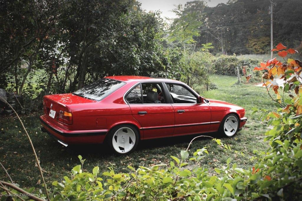 Выясняем, каково это быть хозяином идеально сохранившегося BMW M5 E34