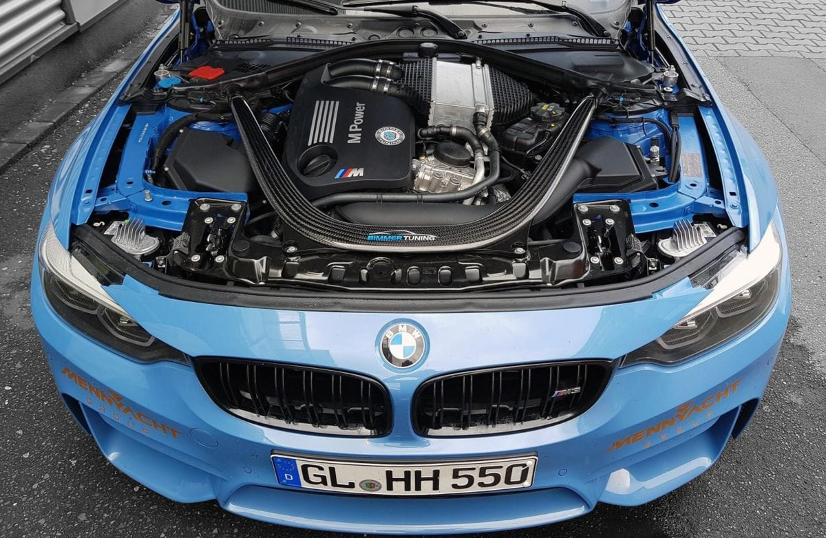 BMW M3 F80 by H2Motors GMBH