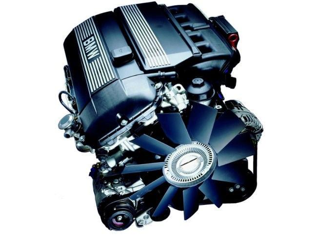 Двигатель BMW M54
