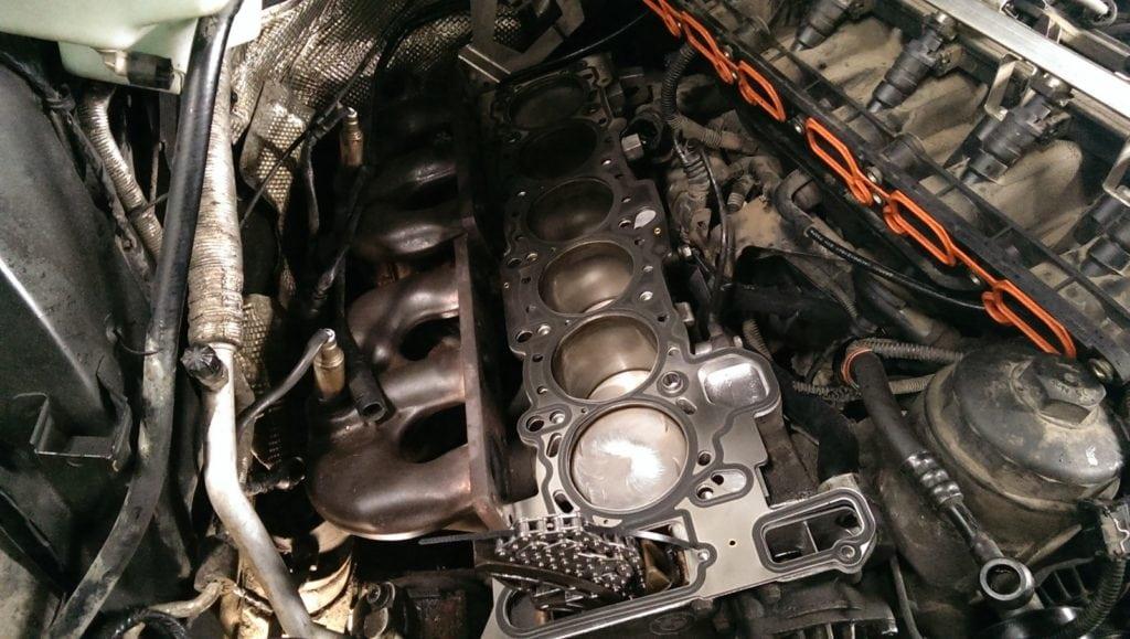 BMW M54 после ремонта. Фото: stolica-atc.ru