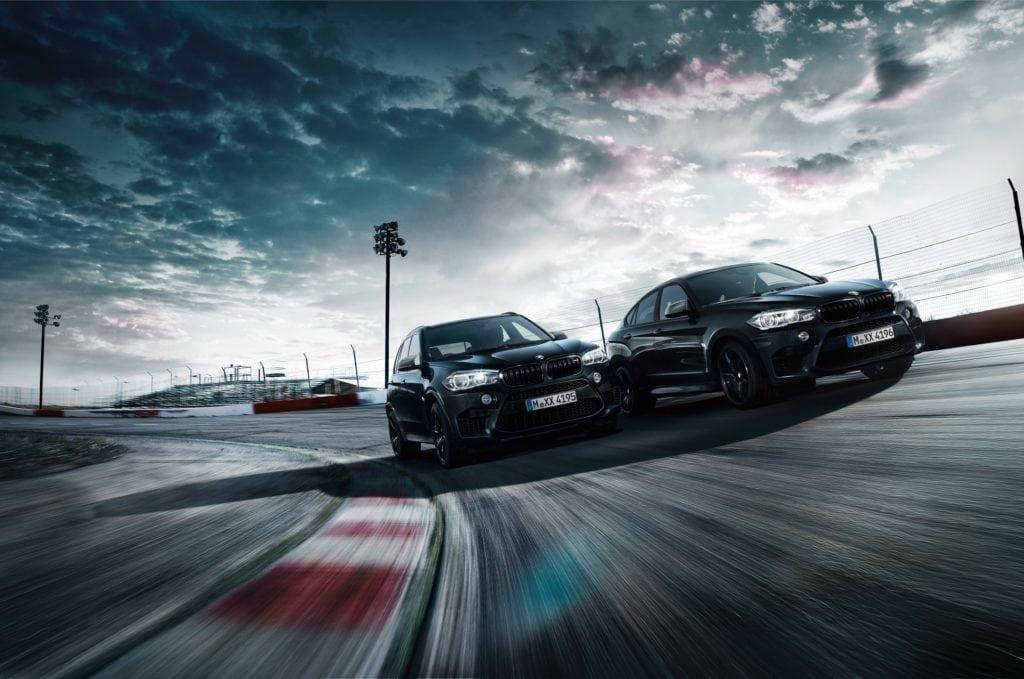Окрась все в черный: встречаем BMW X5 M и BMW X6 M Black Fire Edition
