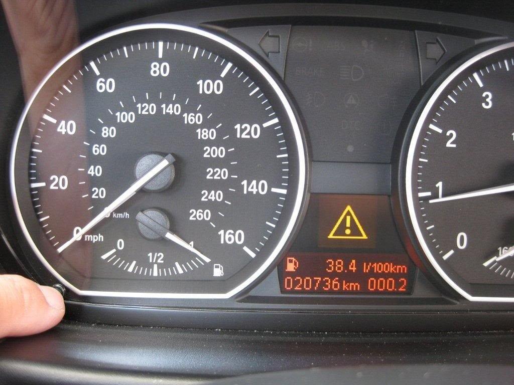 BMW 3 E90 сброс сервисного интервала Oil Service