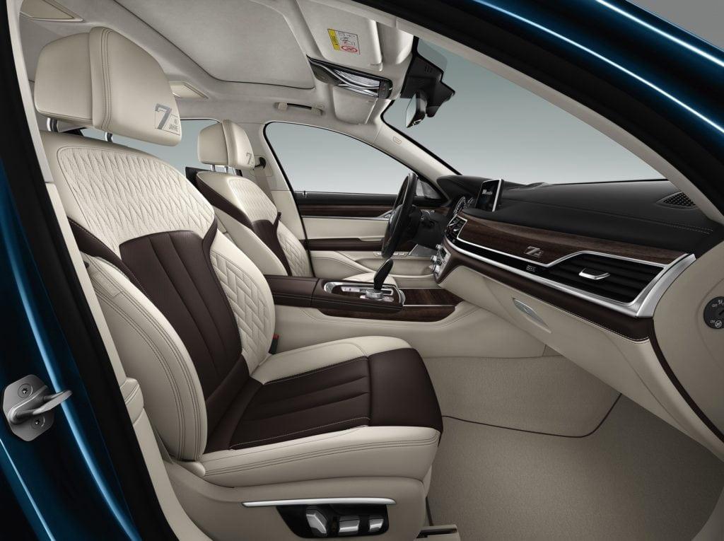 Мировая премьера: лимитированная серия BMW 7 Series Edition 40 Jahre