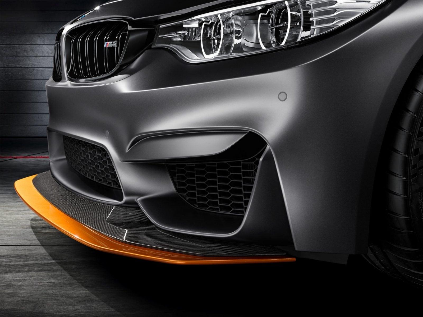 Мировая премьера BMW M4 GTS - официальные фото