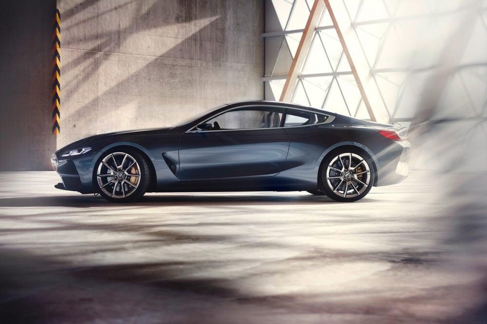 BMW 8 Series Concept 2017 Official Photoset