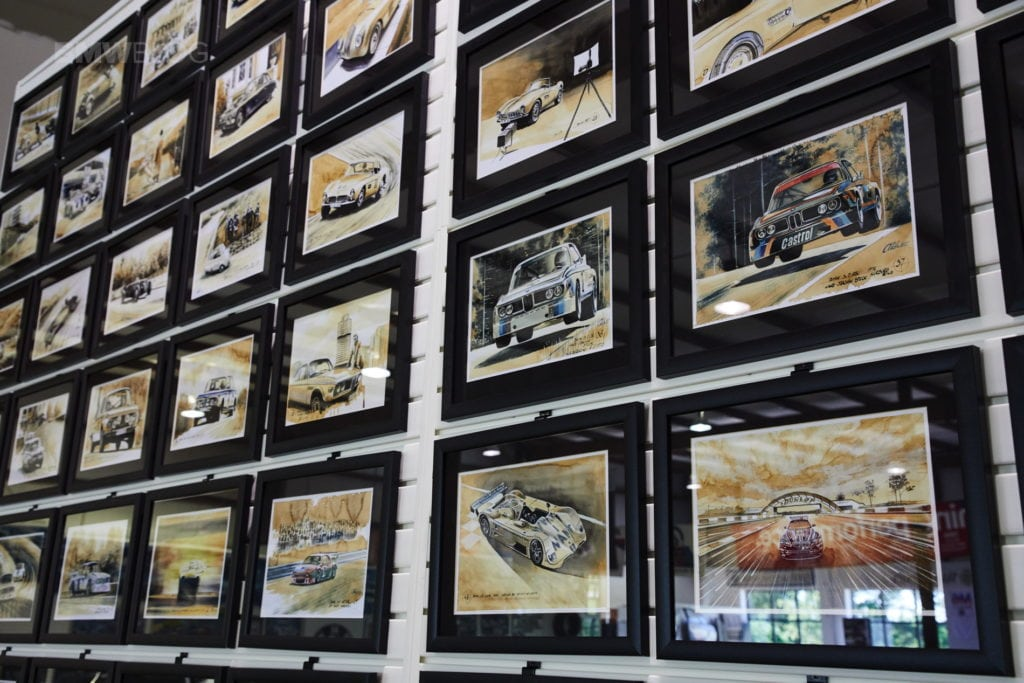 «Герои Баварии: 75 лет BMW Motorsport» – фотовыставка в Южной Каролине отразила всю историю гоночных BMW от истоков до наших дней.