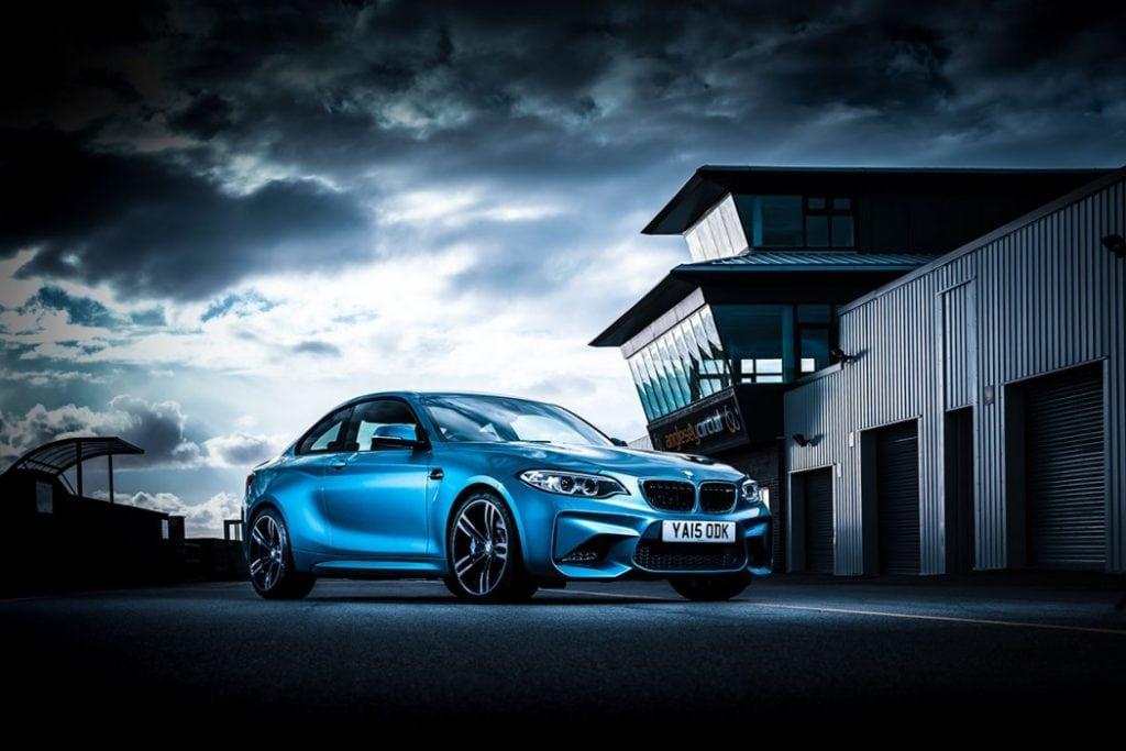 Новые подробности – BMW M2 CS получит 400 лошадок