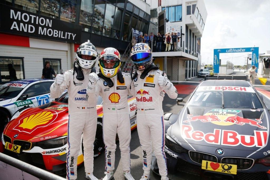 DTM Zandvoort 2017: Четыре пилота в очках, а Виттман исключен из результатов