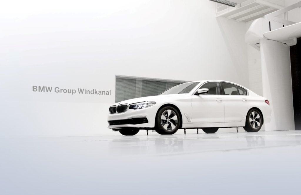 BMW 5 Series G30 2017 520d