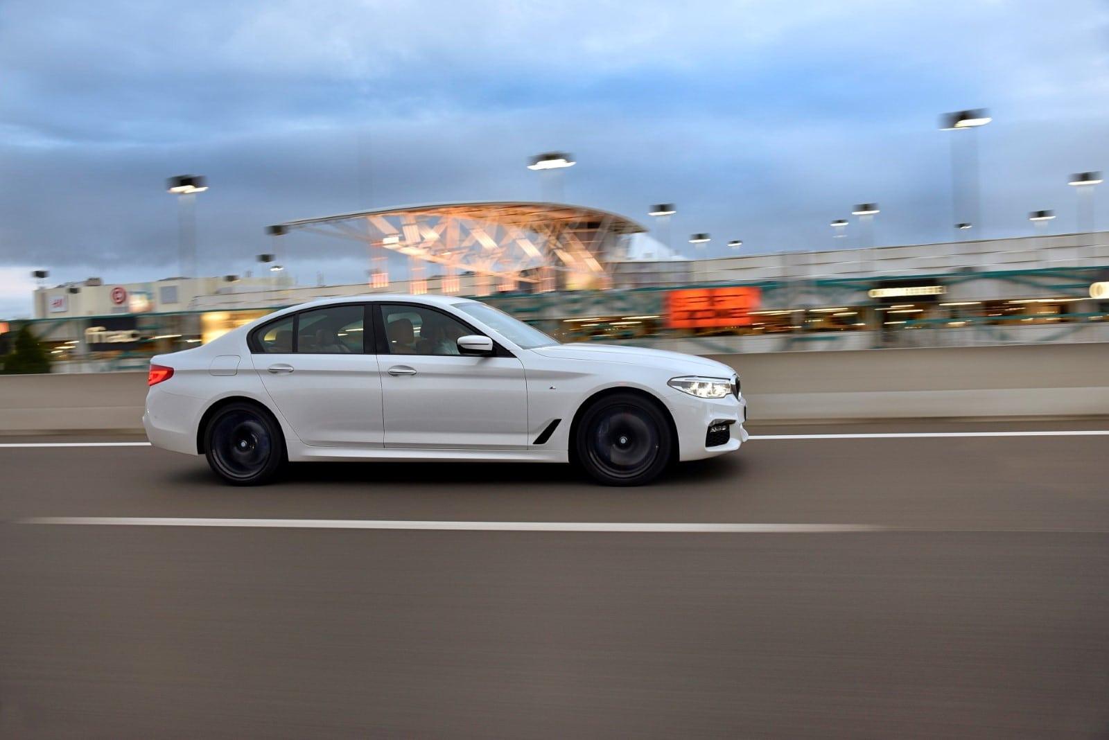 BMW 5 Serise G30 2017 540i Sedan M Sport
